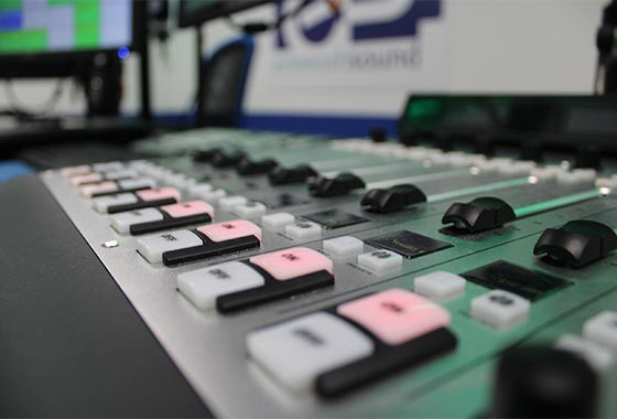 Radio Presenter training courses